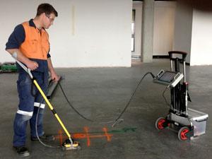 Geoscan Concrete Scanning Concrete X Ray Service