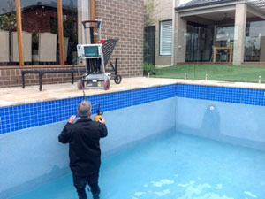Concrete Swimming Pool Inspections Geelong
