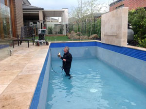 Concrete swimming pool inspection in melbourne and geelong - Swimming pool inspection services ...