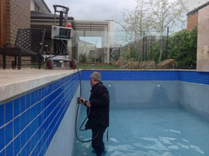 Concrete Swimming Pool Inspections