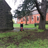 GPR Ground Profiling