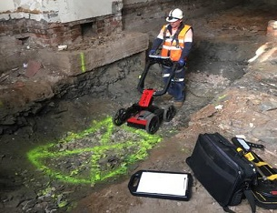 Ground Penetrating Radar Imaging